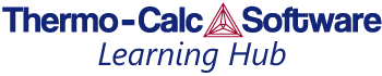 Thermo-Calc Learning Hub